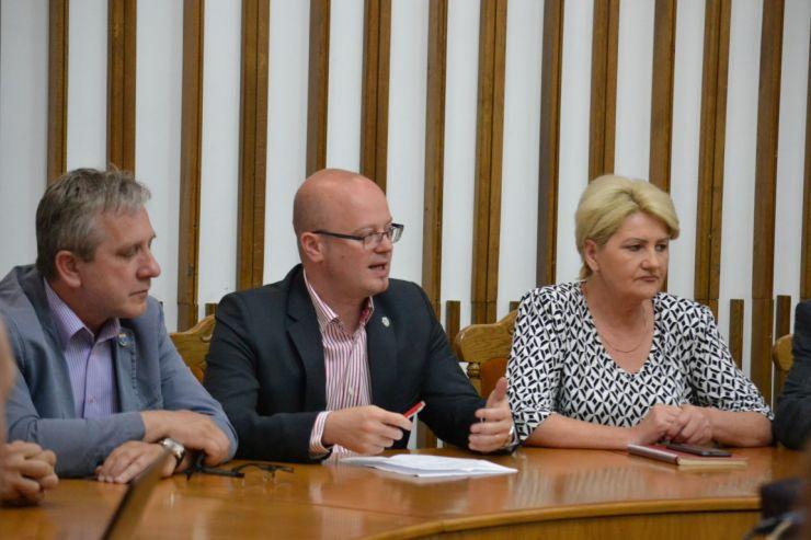 """Primarul Kereskenyi Gabor, despre Zilele Orașului Satu Mare 2017 : """"Este loc și de mai bine"""""""