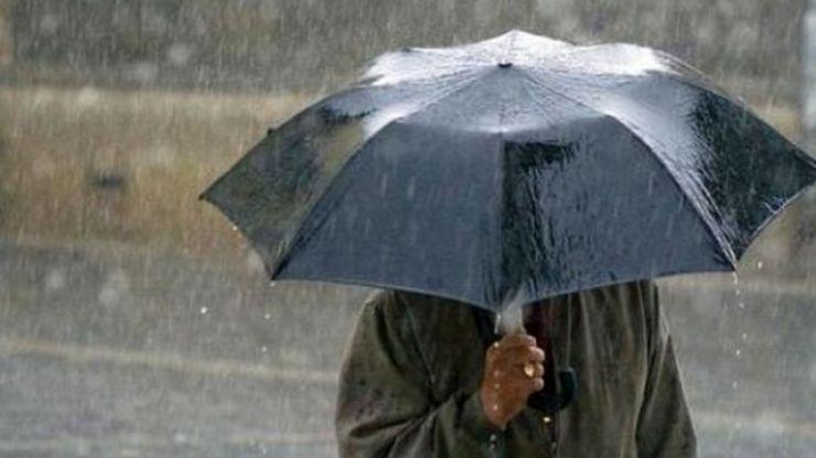 O nouă informare meteorologică pentru județul Satu Mare de ploi torențiale