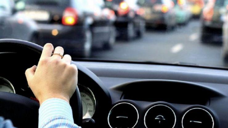 Opt şoferi, lăsaţi fără permis