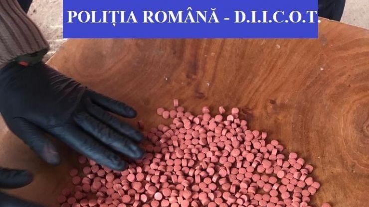 Captură importantă de droguri de mare risc în Satu Mare