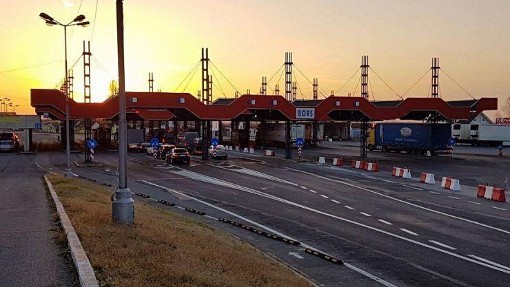 S-a mai deschis un culoar de tranzit între România și Ungaria