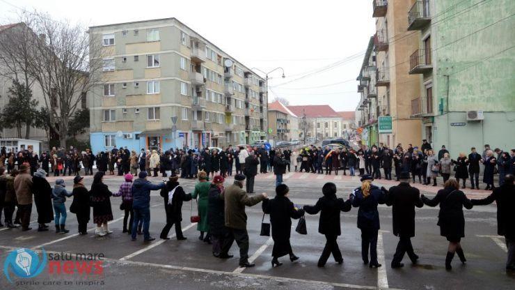 Concerte de Ziua Unirii, la Satu Mare