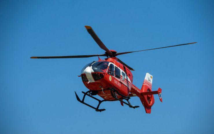 Nou-născuți transportați cu elicopterul SMURD la Cluj și Oradea